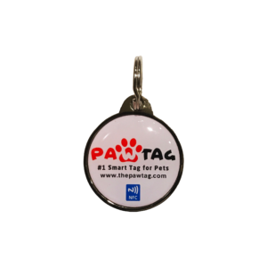 Front of PawTag Single