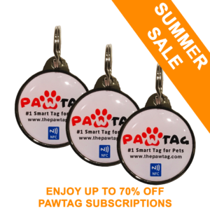 PawTag (3) Summer Sale